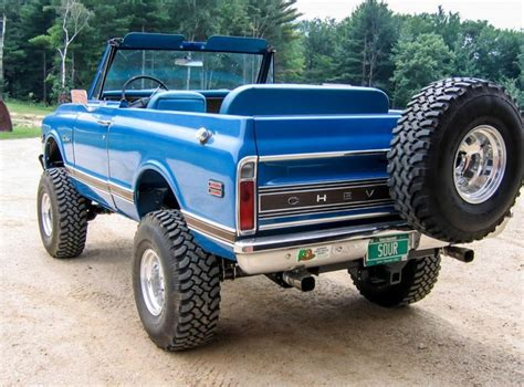 front winch bumpers tubular chevy gm k5 blazer