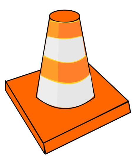 Cones Clip by Traffic Cone Clipart Clipart Suggest