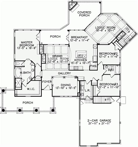 1 story luxury house plans awesome one story luxury home floor plans new home plans design
