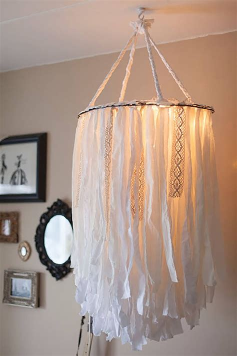 light chandelier diy 25 best ideas about decorating lshades on