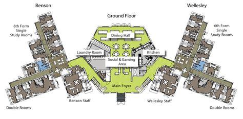 boarding house floor plan the wellington academy