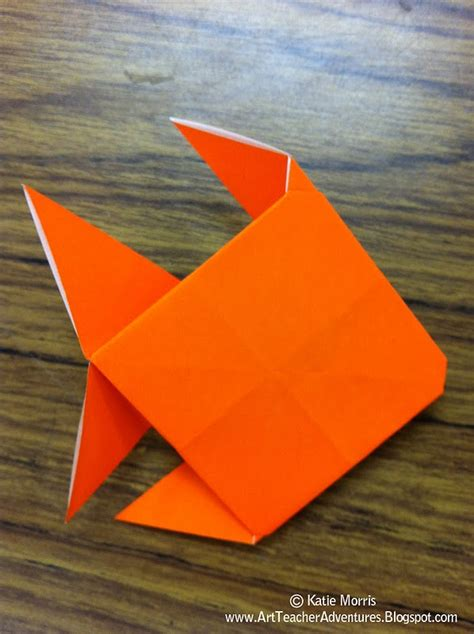 easy origami fish simple origami fish 2016