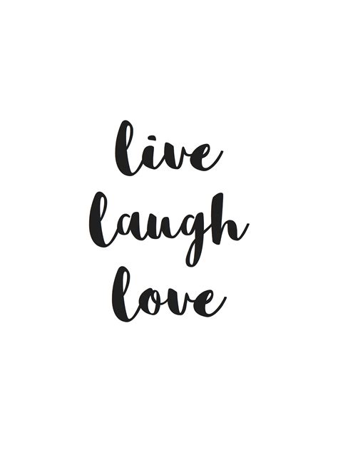 live laugh and live laugh projekt stil