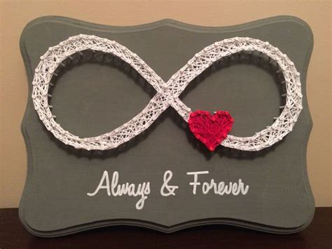 infinity woodworking always forever infinity string simple