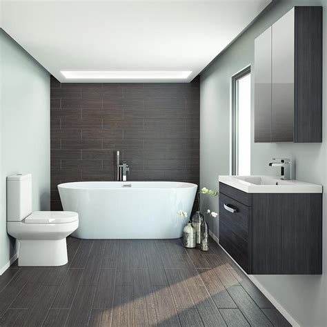 design bathroom free black freestanding bath suite plumbing co uk