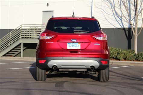 Small Cars With Great Gas Mileage by 2014 Ford Escape Great Small Suv Not So Great Gas