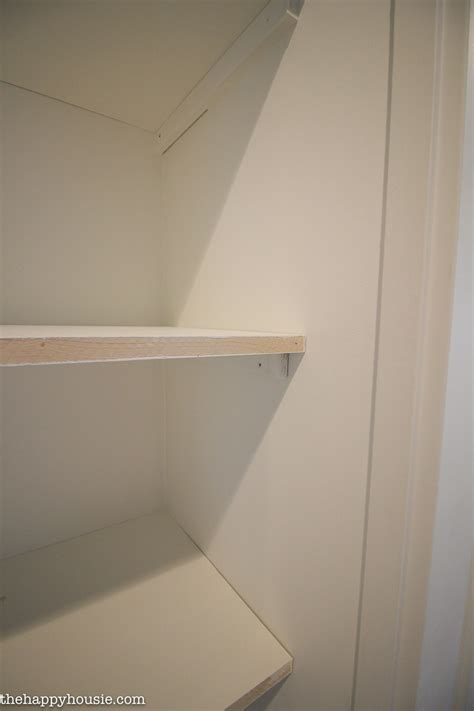 custom wood shelves how to replace wire shelves with diy custom wood shelves