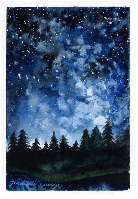 paint nite duration best 25 forest ideas on circle space
