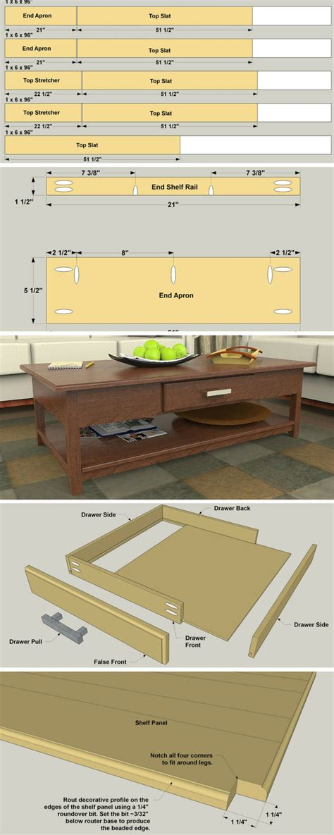 coffee table offers this coffee table offers great looks plus storage it s