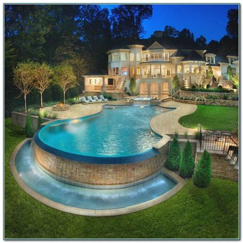 backyard pool ideas pictures backyard above ground pool landscaping ideas pools