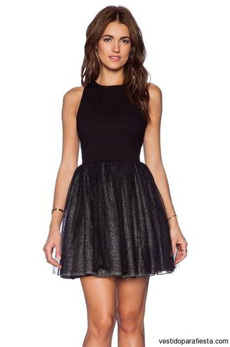 vestidos cortos negro vestidos cortos de coctel color negro 2015 19 https