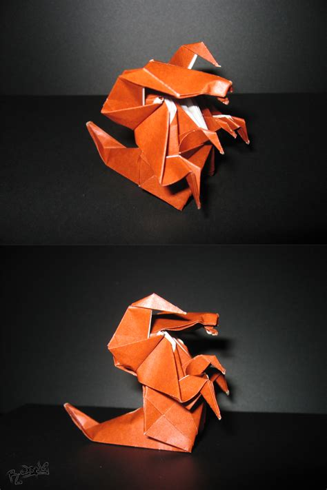 origami hydralisk origami hydralisk by richi89 on deviantart