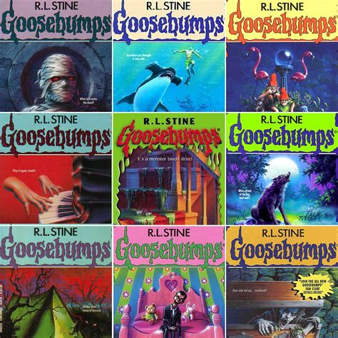 pictures of goosebumps books how many goosebumps books you read quiz popsugar