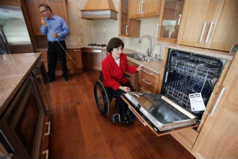 Accessible Bathroom Plans by Wheelchair Accessible Universal Design Home From The Ground Up