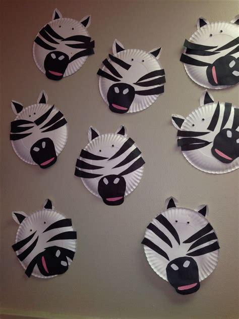 zebra craft for 25 best ideas about zebra craft on abc zoo