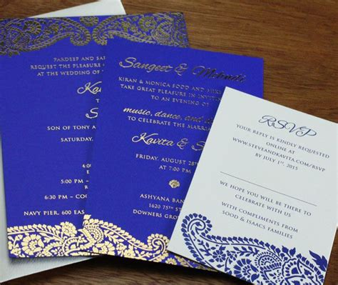 wedding invitation card 17 best ideas about indian wedding cards on