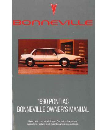 service manual old car manuals online 1990 pontiac grand service manual free 1990 pontiac bonneville repair manual service manual free download of