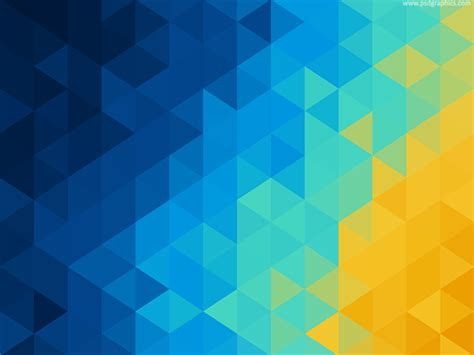 abstract mosaic background psdgraphics