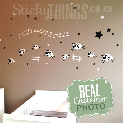 wall stickers baby room sheep baby room wall sticker sheep wall decal
