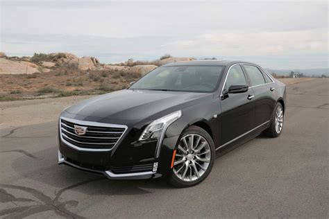 Cadillac News by 2016 Cadillac Ct6 Review Autoguide News
