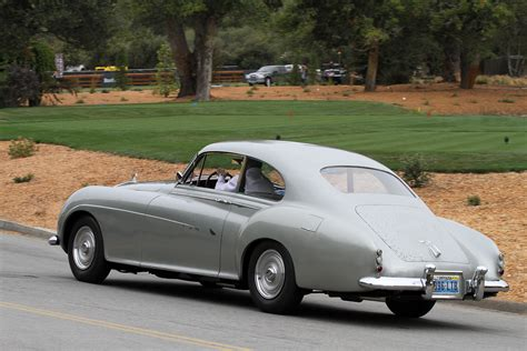 Bentley R Type Continental by 1955 Bentley R Type Continental Gallery Gallery
