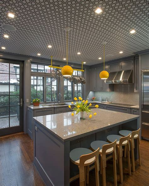 yellow and gray kitchen eleven trendy concepts that deliver gray and yellow to the