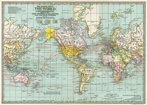 decoupage world cavallini co world map decorative decoupage poster