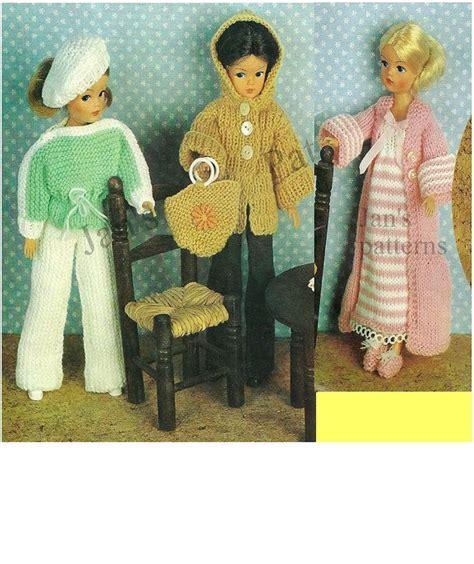free sindy doll knitting patterns sindy fashion dolls clothes 3 knitting