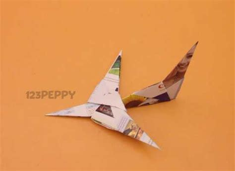 paper airplane crafts how to make a paper plane 123peppy
