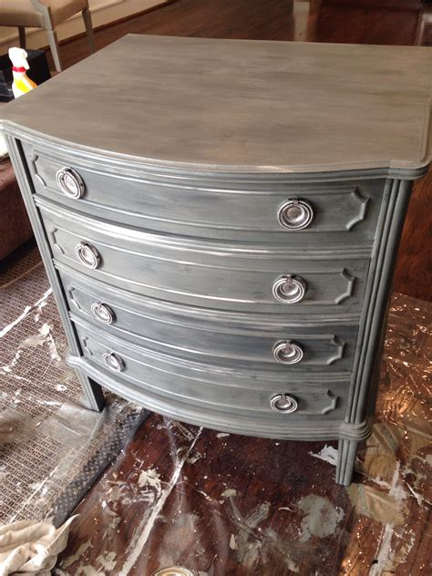 chalk paint zinc finish zinc finish restoration hardware style made with
