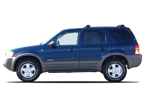 2003 Ford Escape Xlt by 2003 Ford Escape Reviews And Rating Motor Trend