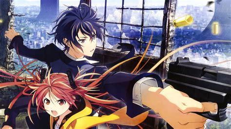Black Bullet Anime 1080p 7k Wallpaper Hd