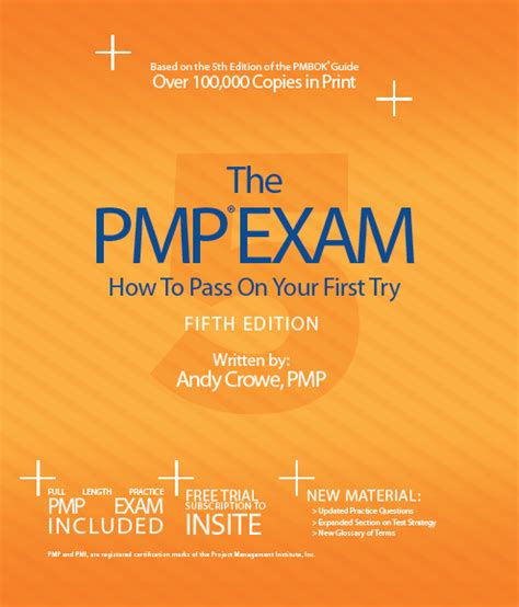 the pmp how to pass on your try fifth edition pmp how to pass on your try free