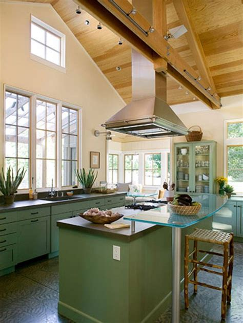 ceiling designs for kitchens open floor plan vaulted ceiling kitchen living room