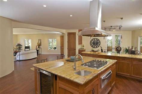 stove in island kitchens kitchen stove vents home decoration