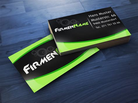 business card in photoshop business card template i made with photoshop by plii on