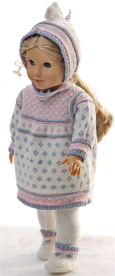 dolls knitted clothes patterns knitted doll clothes pattern