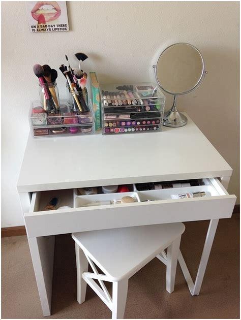 small makeup desk 10 cool diy makeup vanity table ideas