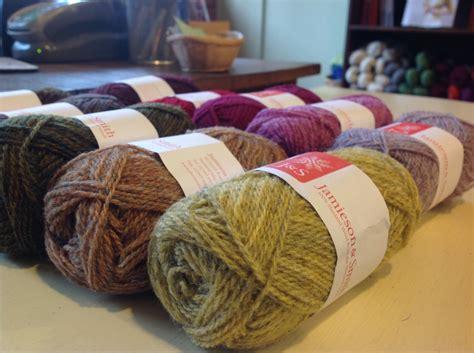 knitting shops vancouver introducing jamieson and smith shetland wool three bags