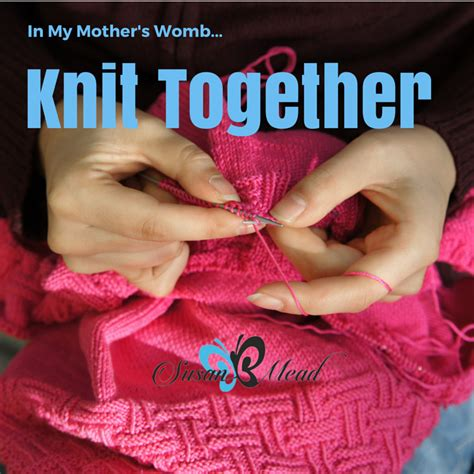 knit together in susanbmead