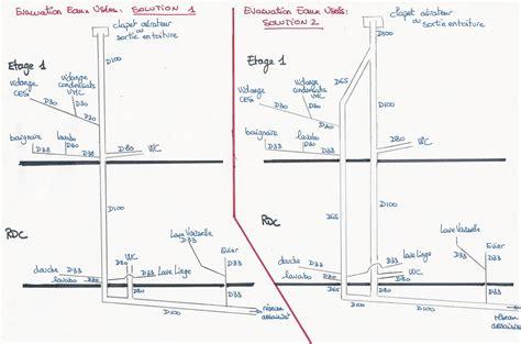 evacuation eaux us 233 es 1 ou 2 chutes page 1 r 233 seaux d 233 vacuations et ventillation primaire