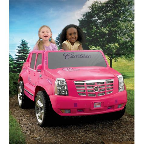 Pink Cadillac Power Wheels by Power Wheels Car Power Wheels Escalade