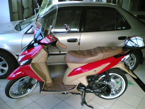 Oto Trend Modifikasi Motor by Oto Trendz Modifikasi Motor Sepeda Motor Honda Vario Modif