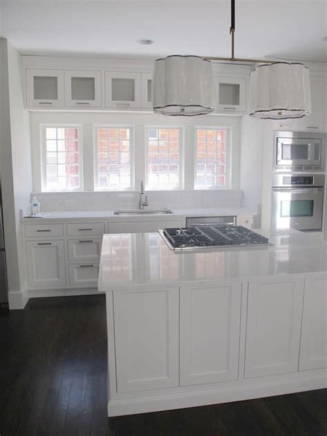 dove white kitchen cabinets cambria torquay contemporary kitchen benjamin