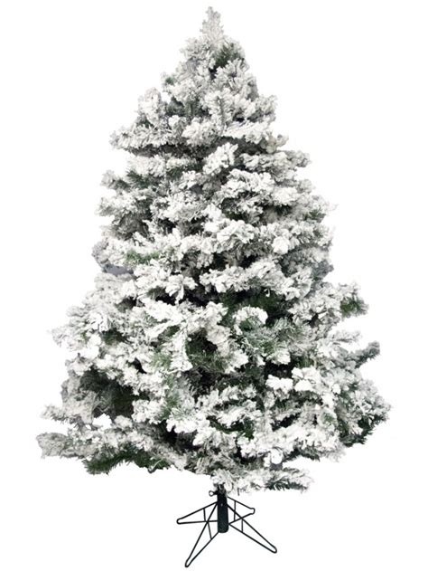 snow flocked tree flocked antarctic pine tree 1 83m