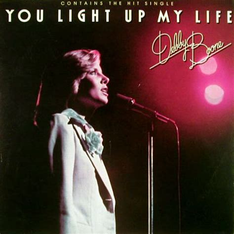 light up your debby boone defending axl