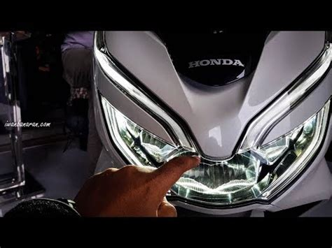 Pcx 2018 Indonesia Review by Review Honda All New Pcx150 Versi 2018 Indonesia