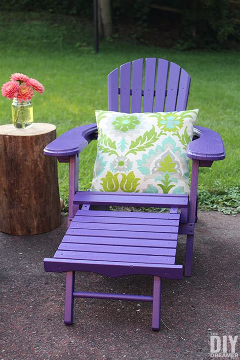 Colorful Adirondack Chairs by Adirondack Chairs For Colorful Outdoor Furniture