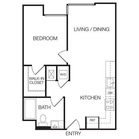 floor plans for one bedroom apartments 1 bedroom apartments eastown apartments