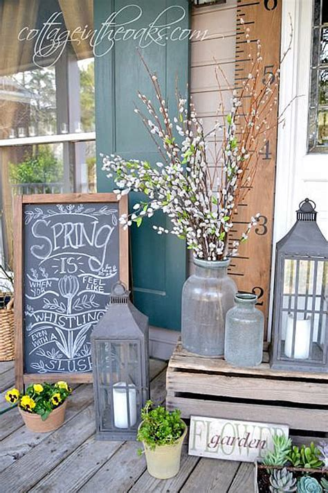 front porch decor 32 best porch decor ideas and designs for 2017